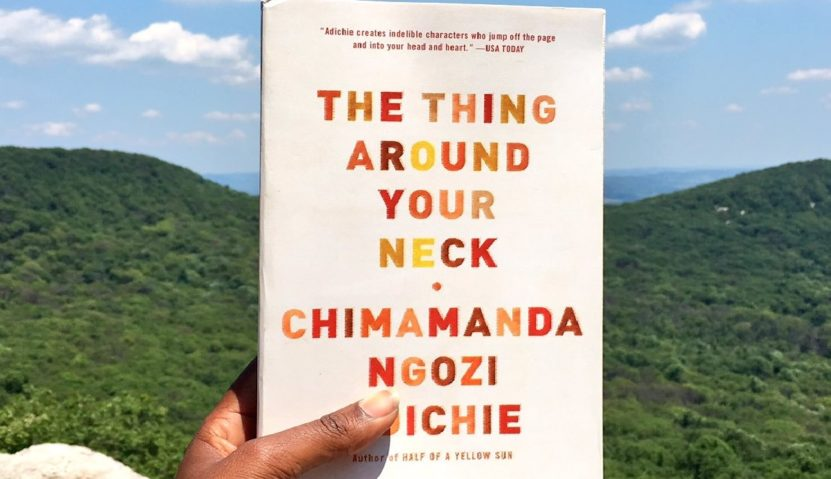 Book Club: The Thing Around Your Neck by Chimamanda Ngozi Adichi – Thursday 6 June 2019