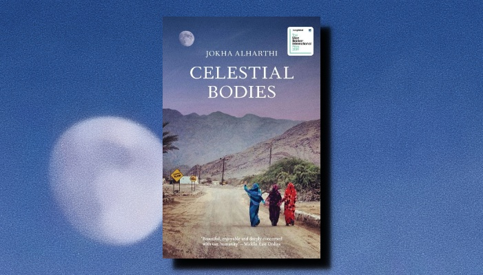 Book Club: Celestial Bodies by Jokha Al-harthi – 7 November