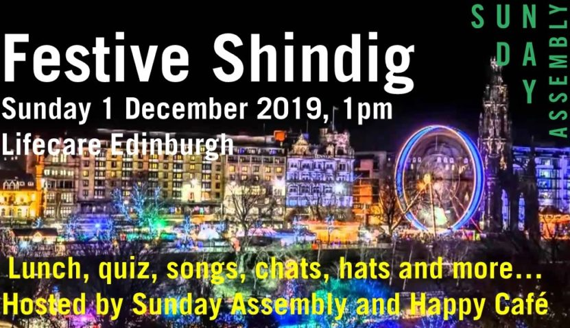 Festive Shindig 2019 – tickets now on sale