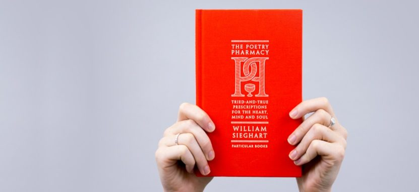Book Club 2 April 2020: Poetry Pharmacy by William Sieghart