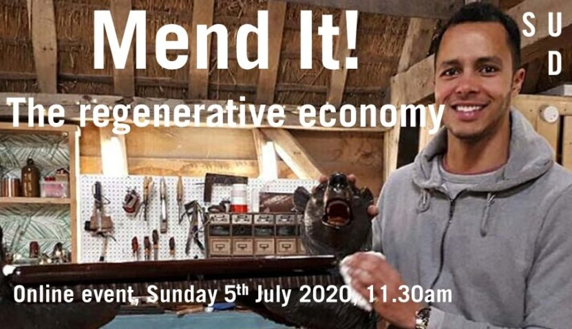 Sunday Assembly 5th July 2020: Mend It!